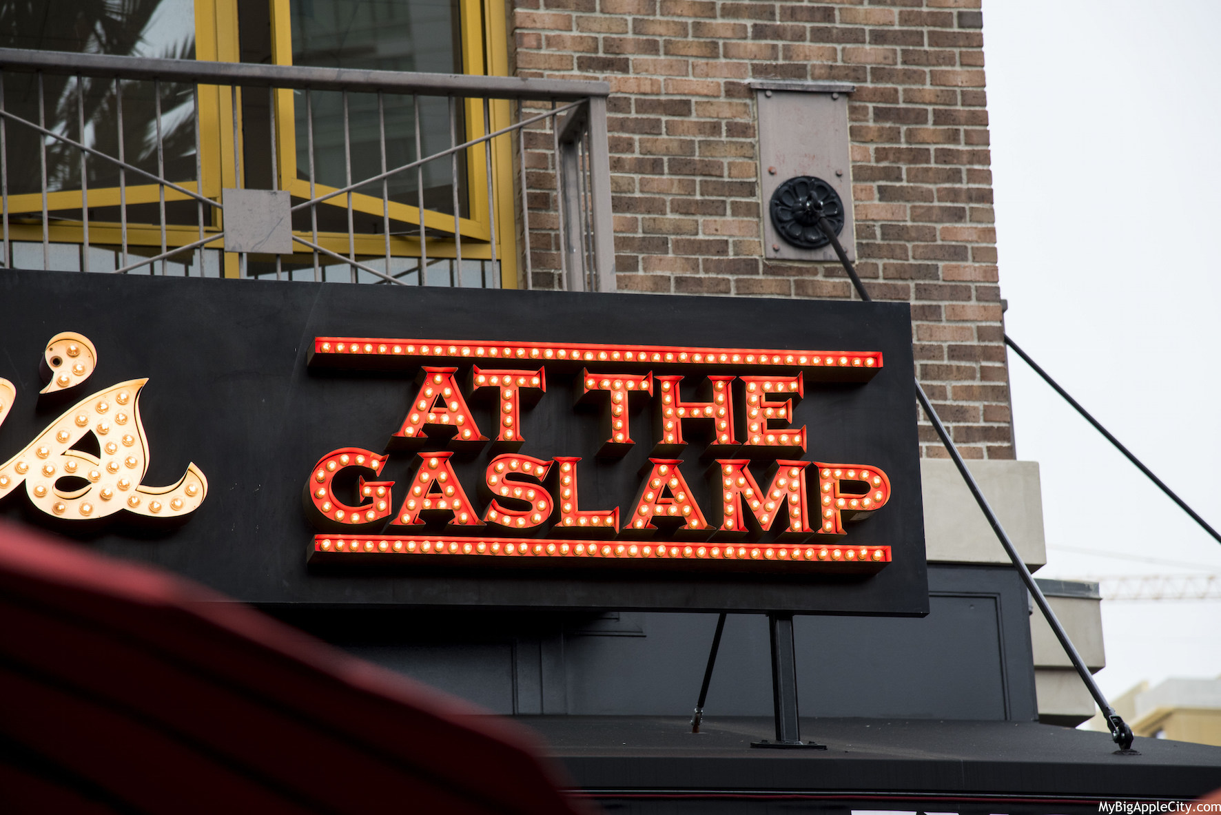 Gaslamp-quarter-san-diego-travel