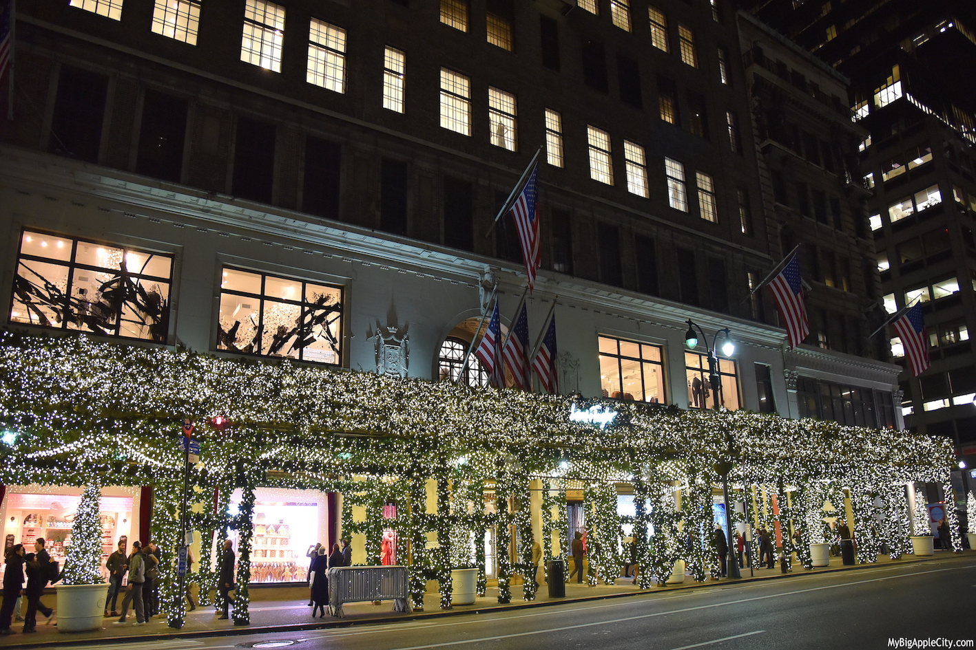 Fifth-Avenue-Holiday-window-new-york-travelblogger-mybigapplecity