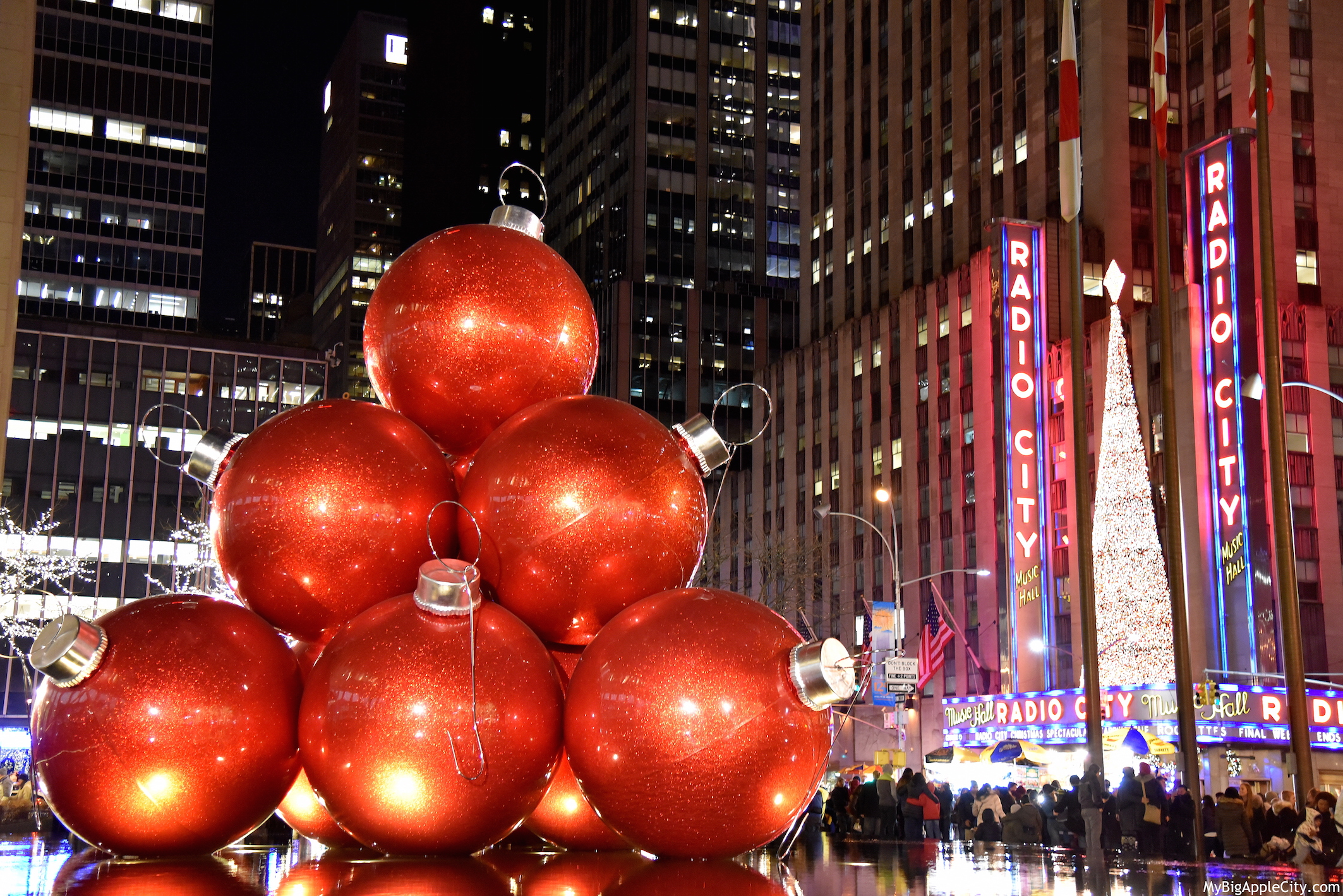 #BF390C Les Décorations De Noël à New York  5549 decorations noel new york 2126x1419 px @ aertt.com