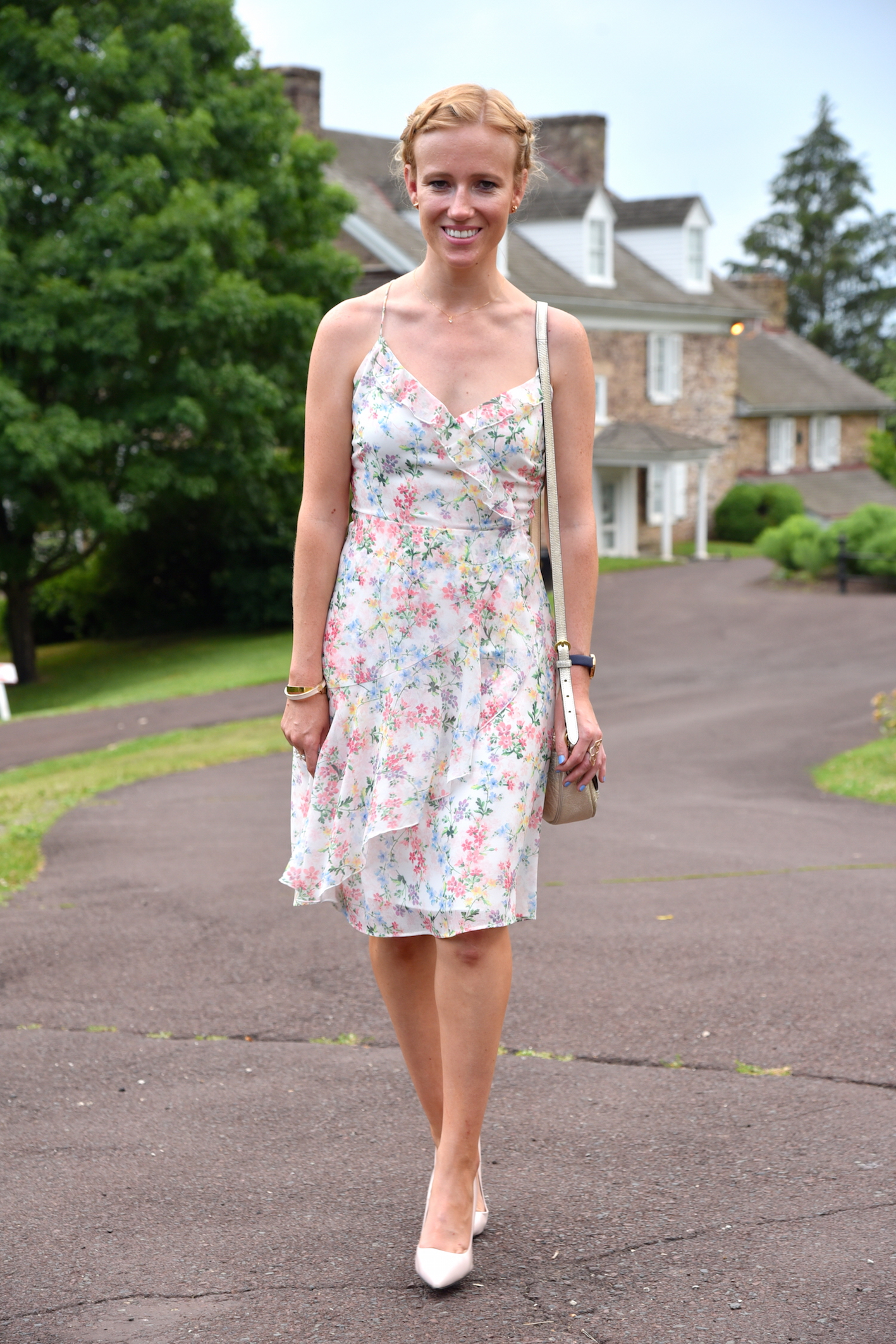Summer Wedding OOTD idea Fashion Blogger NYC Mybigapplecity