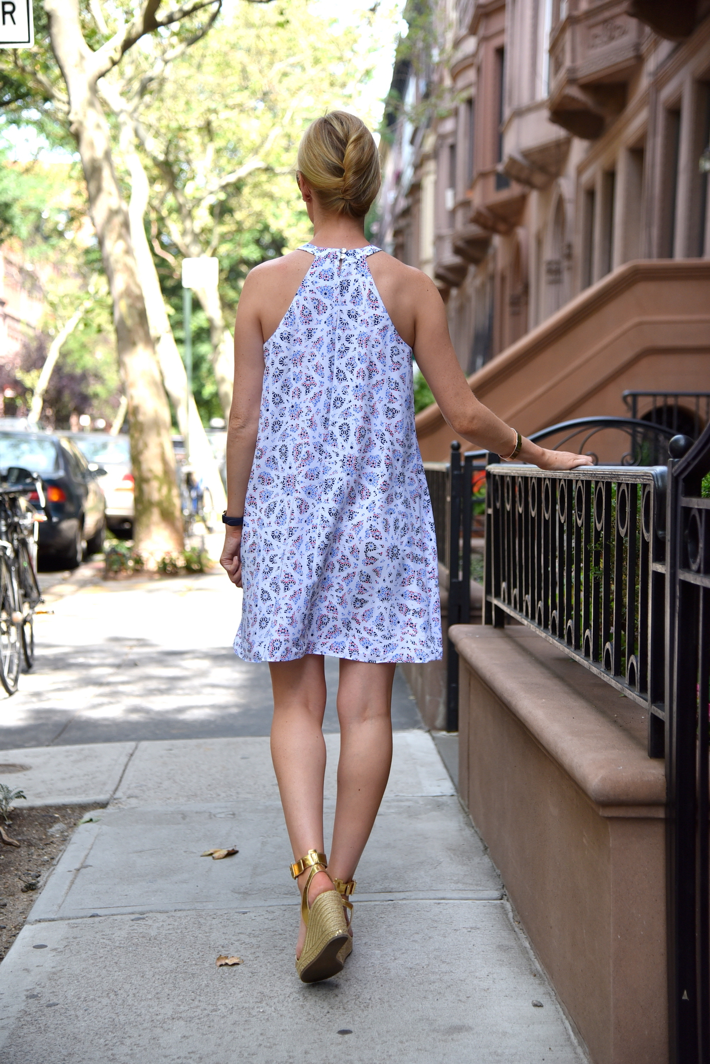 Cece Dress Lord Taylor NYC Fashion blog mybigapplecity