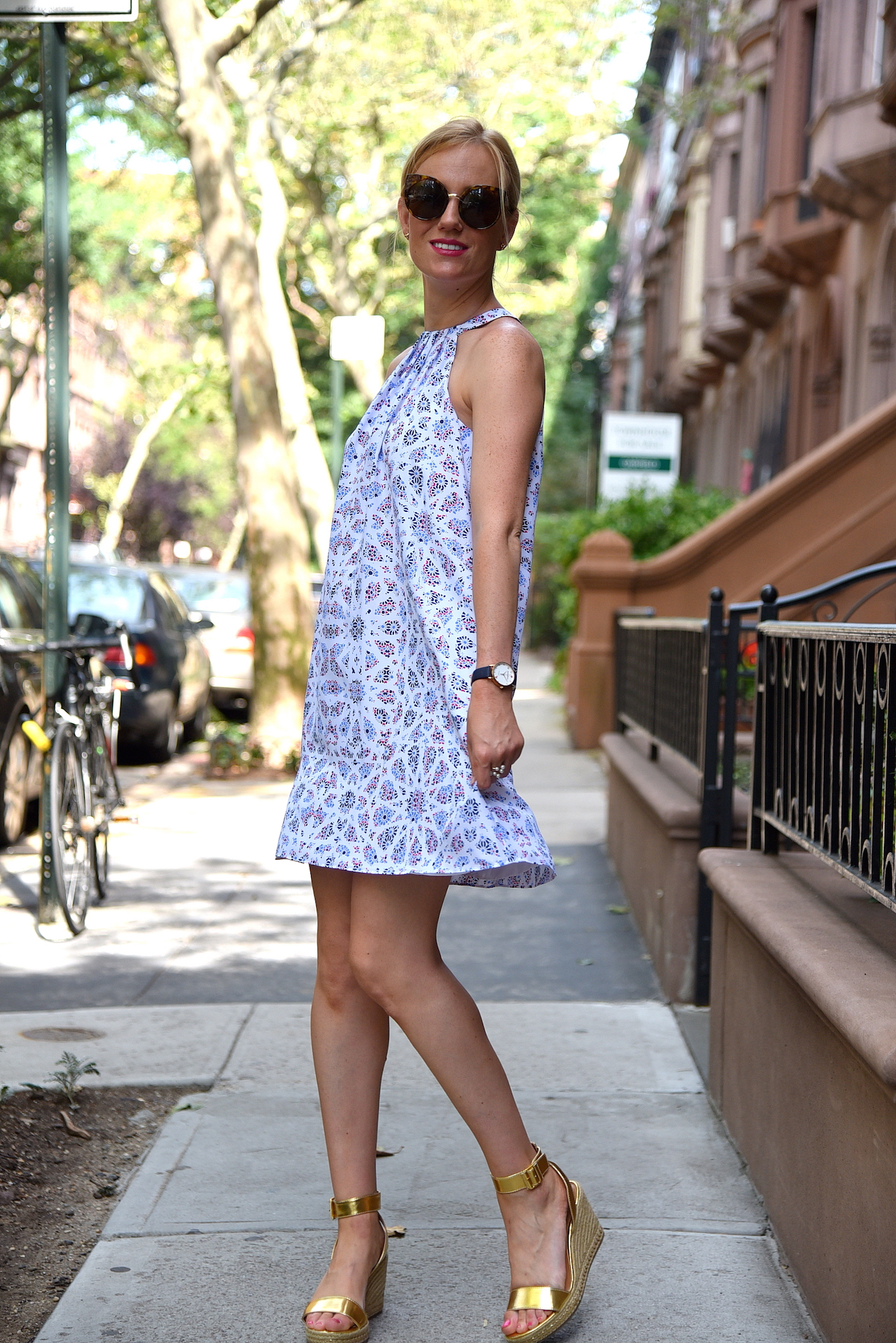 Lord and Taylor Cece Dress NYC Fashion Blogger outfit mybigapplecity