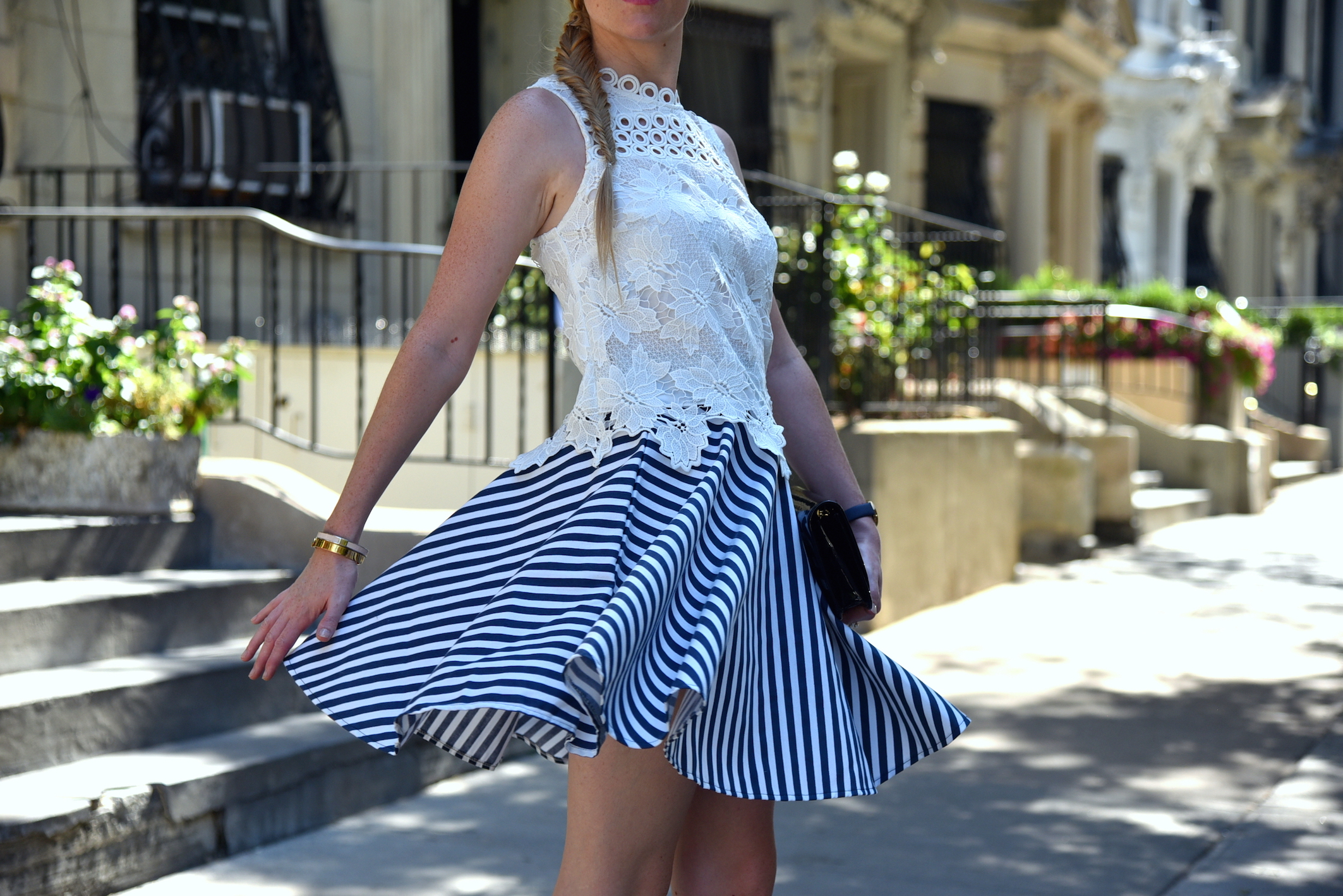 French style new york blogger ootd mybigapplecity