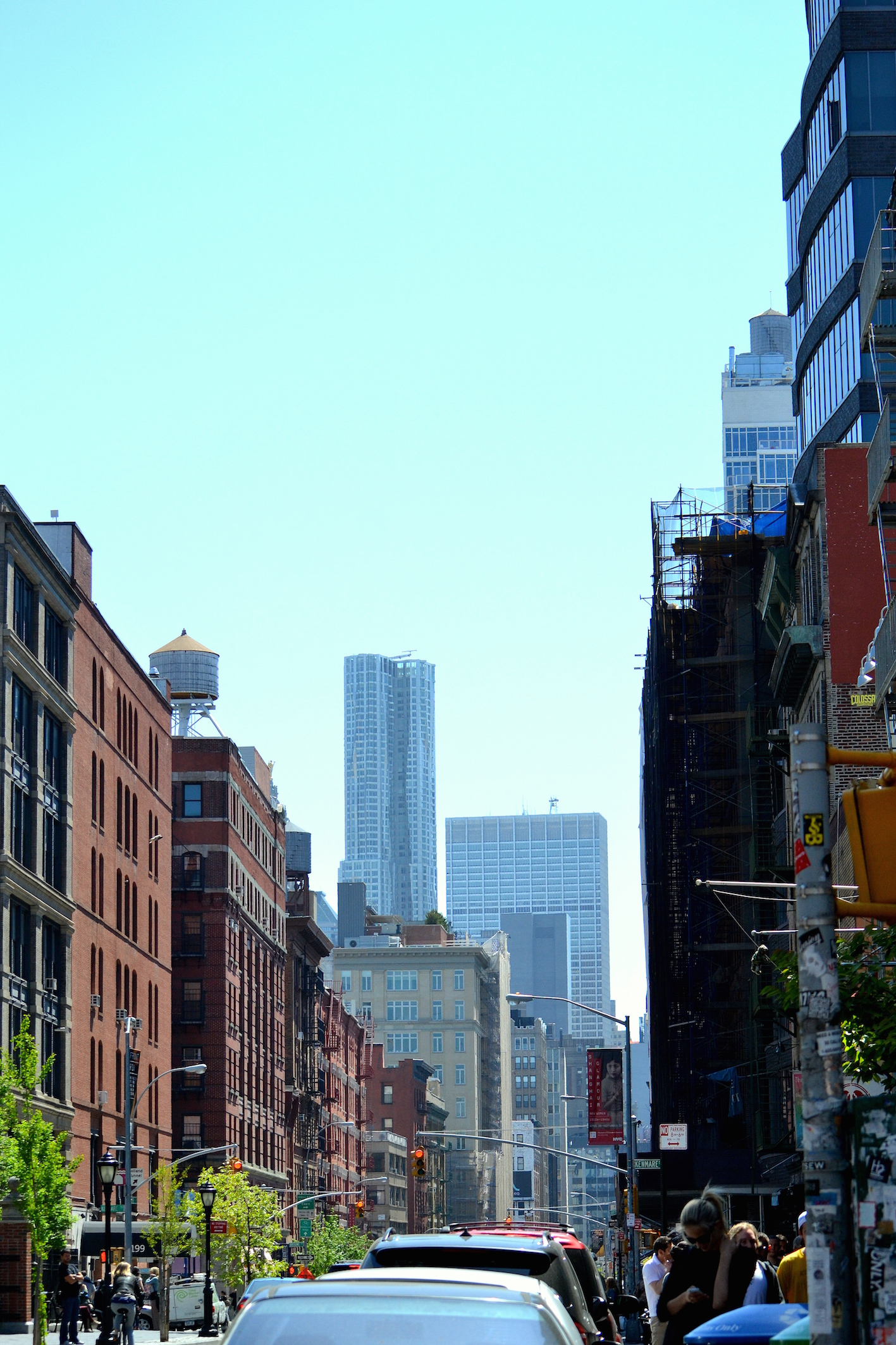 Streets of NYC summer 2016