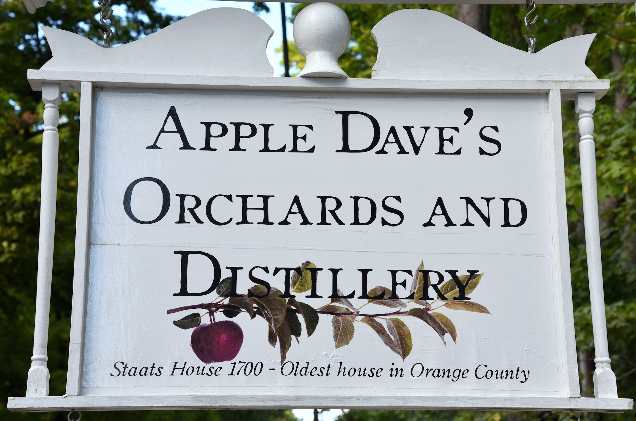 Apple Dave's Orchard Warwick New York