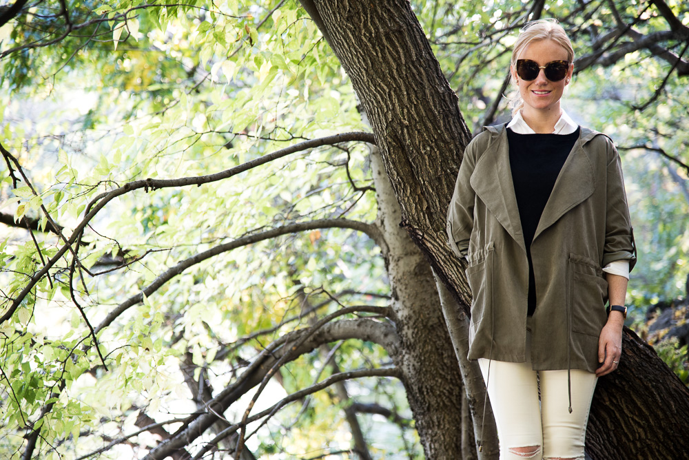 what to wear this fall in New York