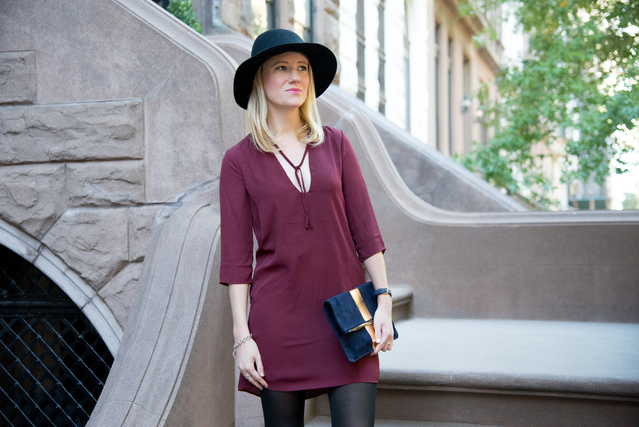 Tobi Fall Dress Fashion blogger streetstyle