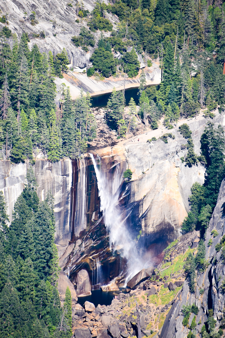 Cascade Yosemite Park Californie Blog voyage mybigapplecity