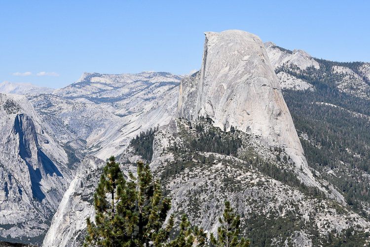 What to see at Yosemite Park CA