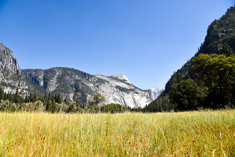 Travel Yosemite National Park California
