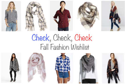 Fall Fashion wishlist in New York