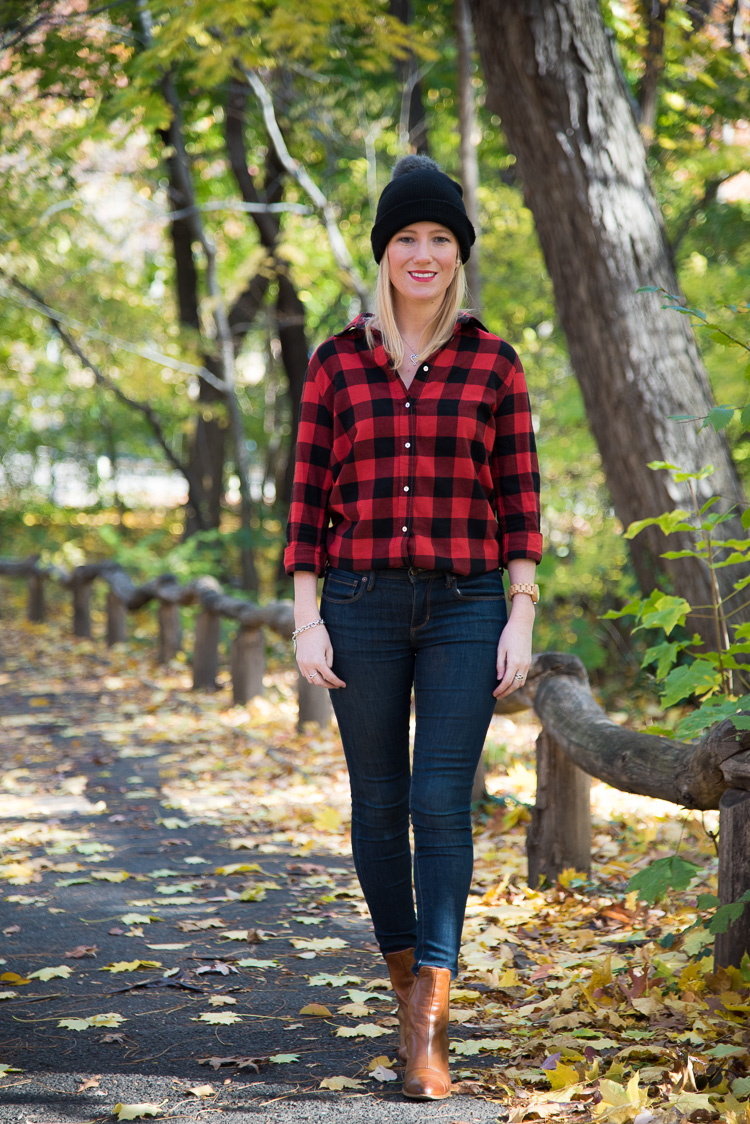 What to wear for Thanksgiving NYC Fashion Blogger