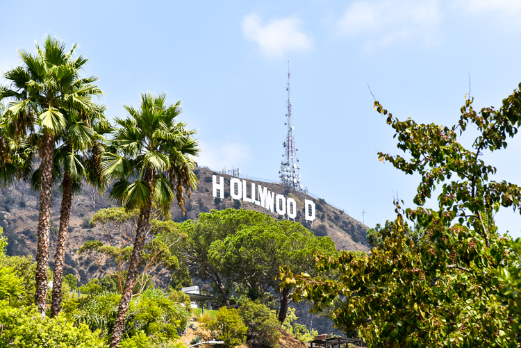 Aller à Hollywood. Visiter Los Angeles. Voyage en Californie. Mybigapplecity
