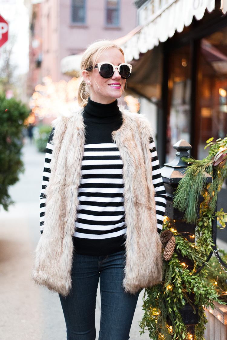 What to wear in the winter in New York 2016 Fashion blog