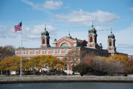Ellis Island, blog voyage à new york