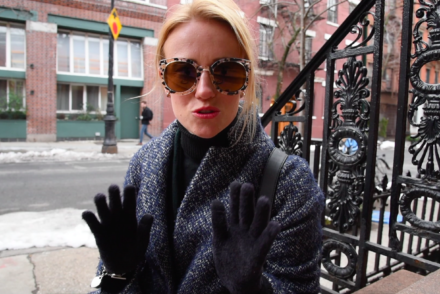 New York Fashion Week VLOG NYC