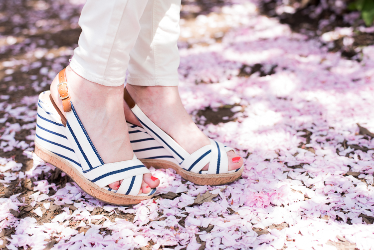 Spring shoes Fashion blogger New York
