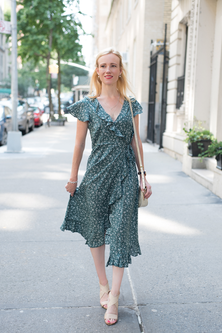 NYC Fashion Blogger Urban Outfitters Dress