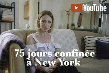75 jours-confinement pendant COVID19 à New-York